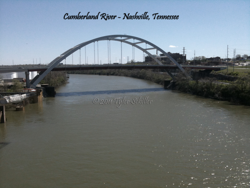 Cumberland River - Nashville, Tennessee