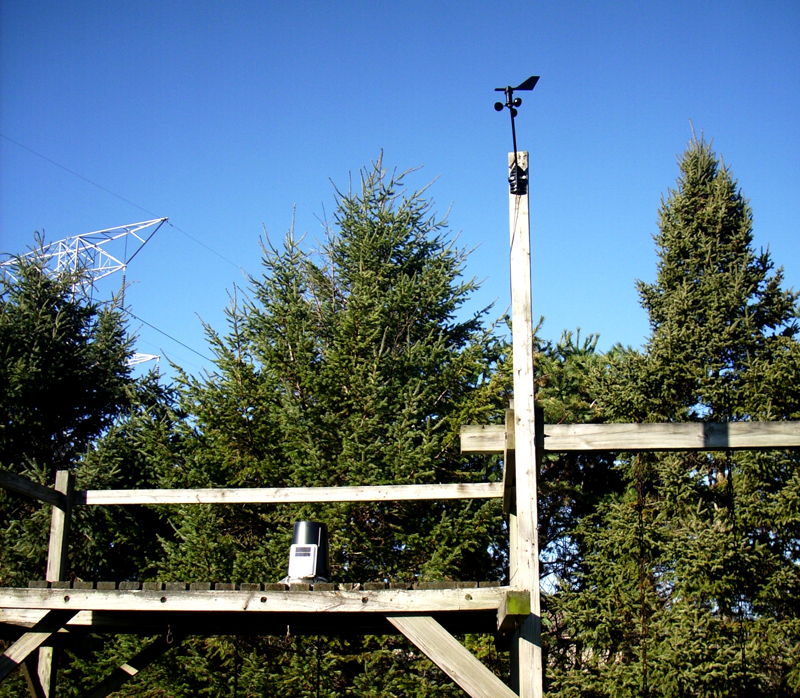 Davis Weather Station Vantage Pro 2