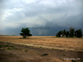 Wall Cloud - Grainfield, Kansas