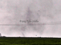 Tornado touches down near Viola Kansas - May 19, 2013