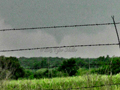 Funnel Cloud - Duncan, Oklahoma