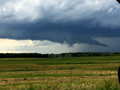 Manchester, WI - Wall Cloud